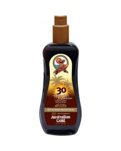 SPF 30 Lozione Spray Con Bronzer 237 ml