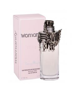 Womanity Eau de Parfum - 50 ml Ricaricabile